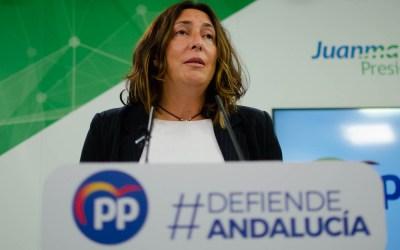 López pide a Díaz que vaya al debate de presupuestos con un diálogo a favor de los andaluces sin vetos ni sectarismos