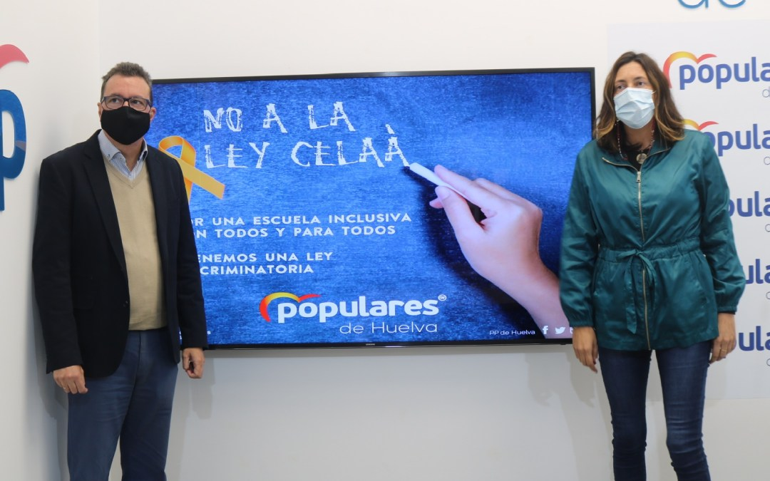 López ve en la Ley Celaá una nueva cesión de Sánchez a los separatistas