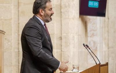 El PP logra apoyo del Parlamento para reclamar compensación económica a Andalucía por su infrafinanciación