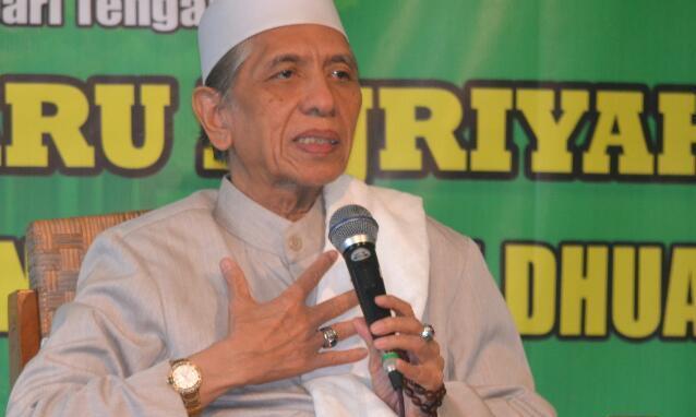 KH. Baidlowi Mushlich PP Anwarul Huda Malang