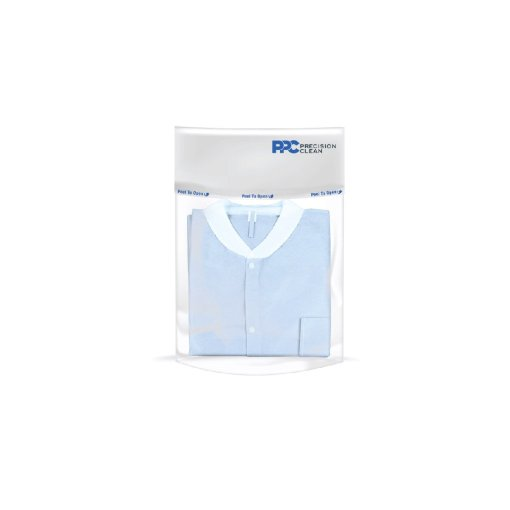 Cleanroom packaging uploads header bag header pouch