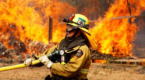 Natural Disasters Continue to Strike California