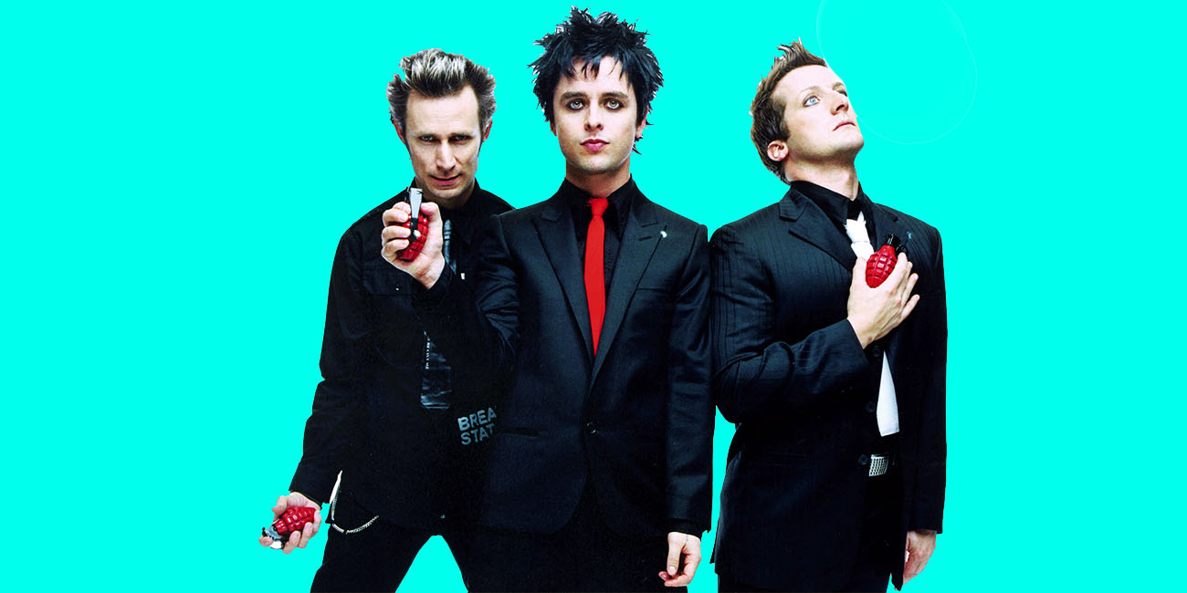 Image result for green day 2016