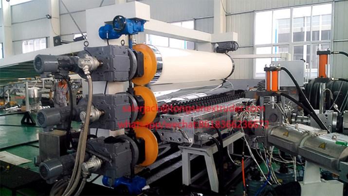 ABS PMMA sheet making machine