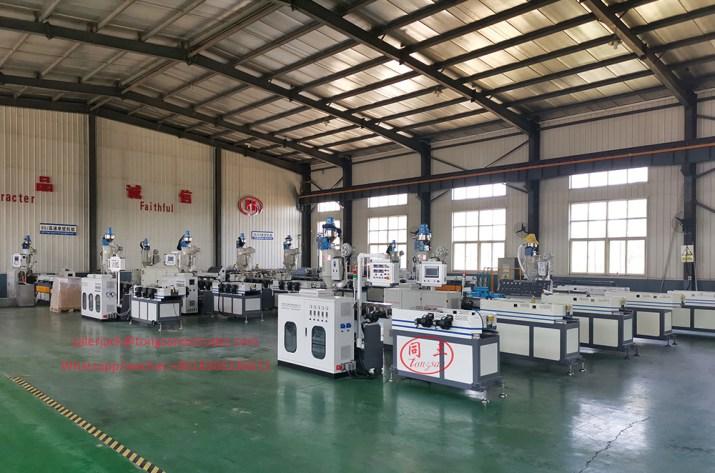Fabricants de machines à tuyaux ondulés