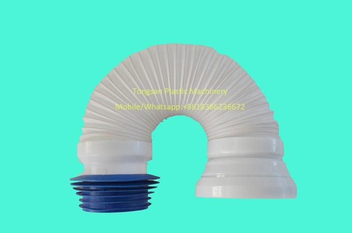 Máquina de tubos de ventilación PP