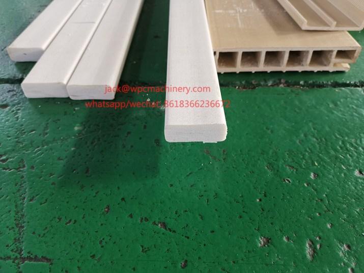 plastic lumber extrusion line
