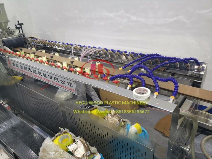 WPC Profile Extrusion Machine Manufacturer