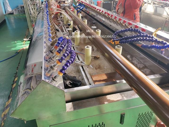 WPC Pipe Extrusion Machine