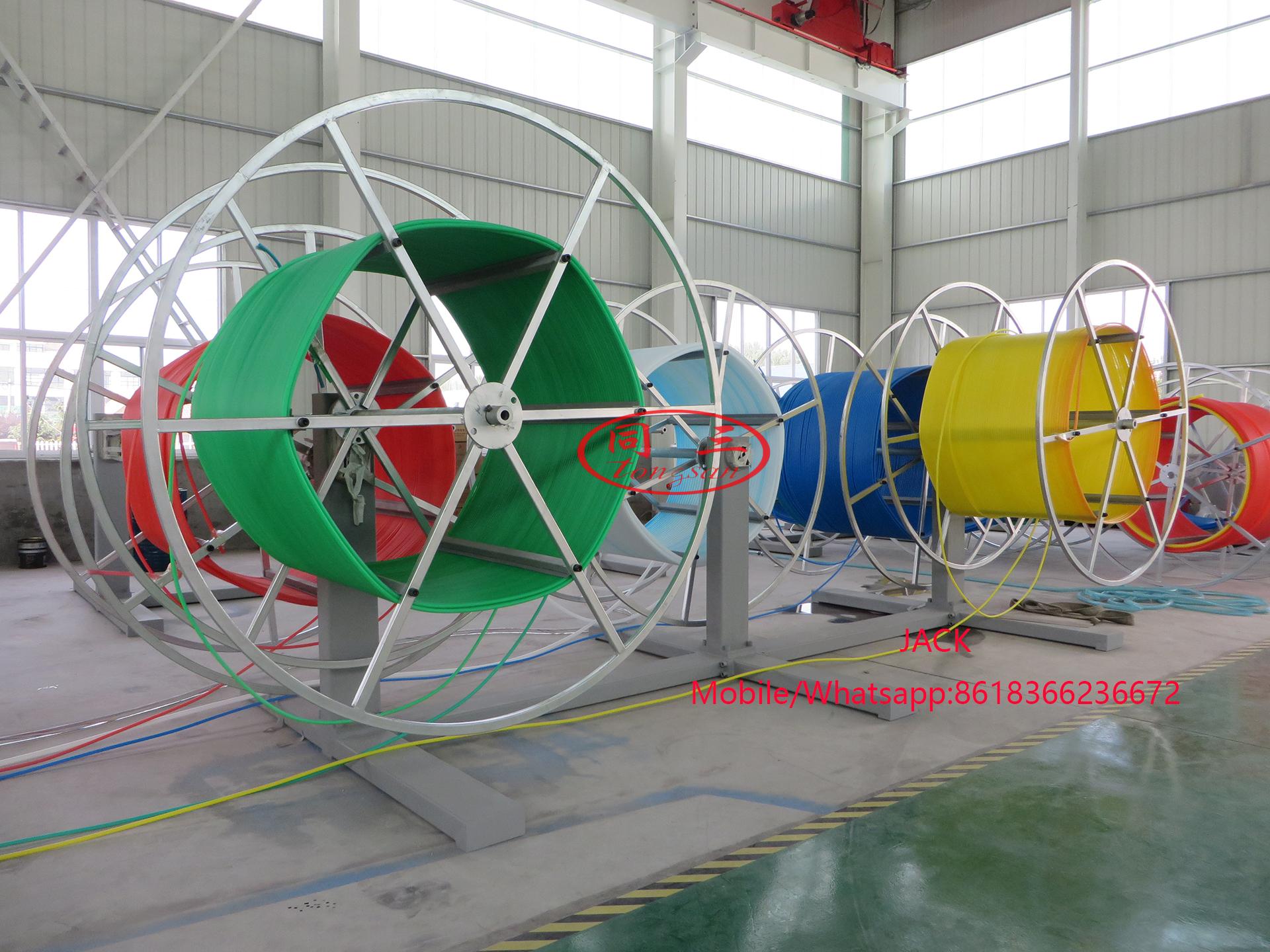 Máquina de fabricación de tuberías COD