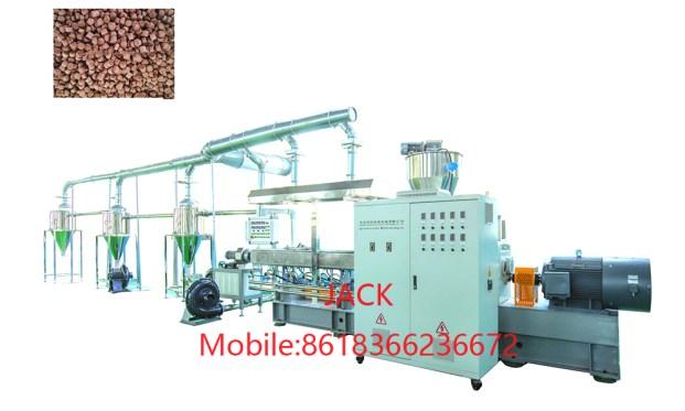 WPC Pelletizing Machine