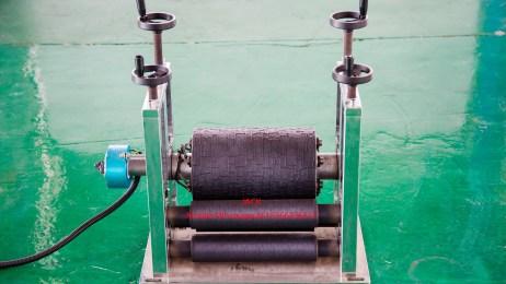 WPC Embossing Roller Machine