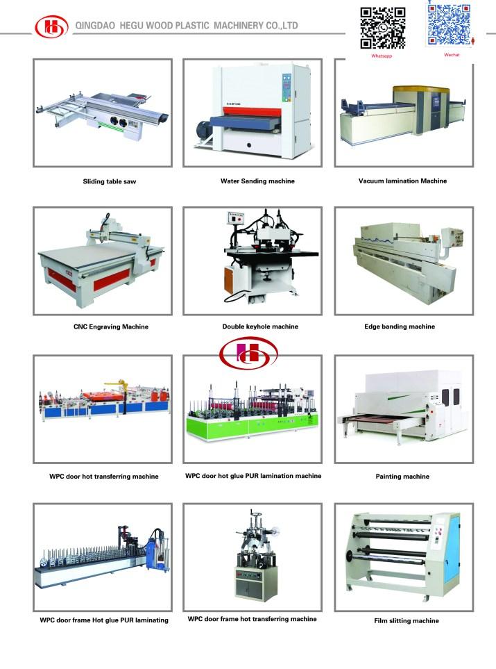 Quy trình sản xuất Cửa Nhựa Gỗ Composite