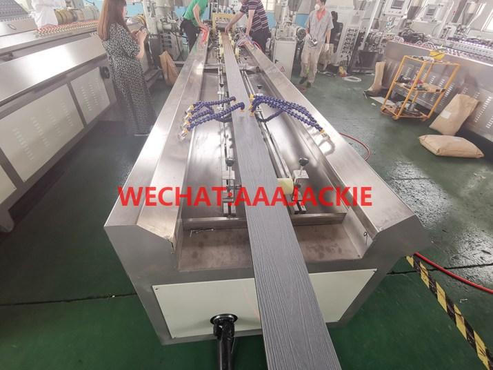 Dây chuyền sản xuất Sàn ngoài trời WPC