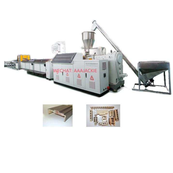 Máy sản xuất khung cửa Composite