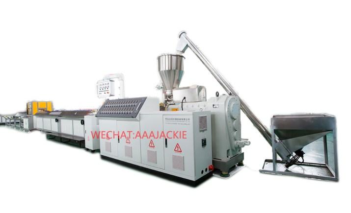 PVC UPVC profile production machine