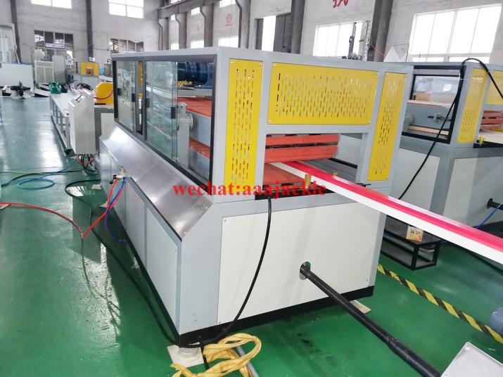 UPVC PVC profile prodution line