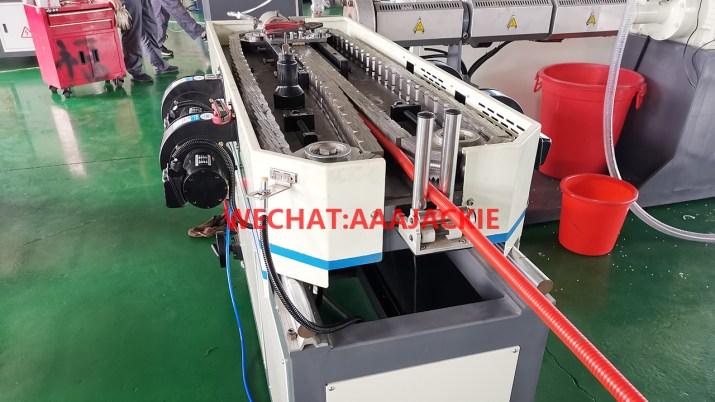 Plastic Electrical Corrugated Pipe  Machine