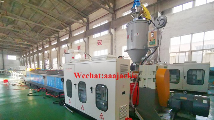 ABS Profile Extrusion Machine