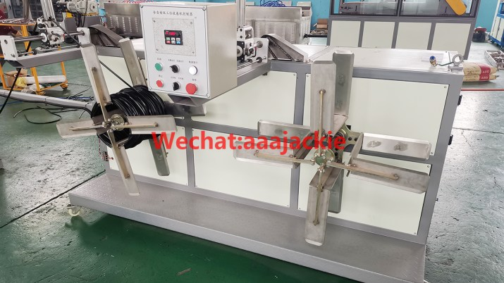 Plastic PVC rubber seal making machine