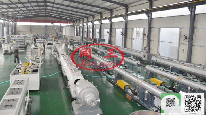 Plastik Boru Ekstrüzyon Makinesi