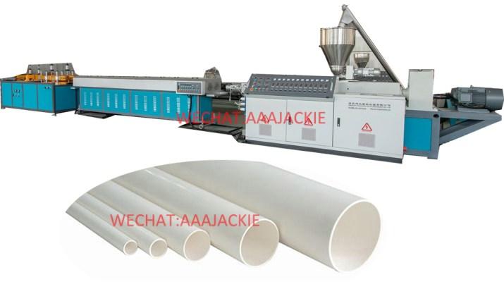 PVC Elektrikli Boru Üretim Makinası
