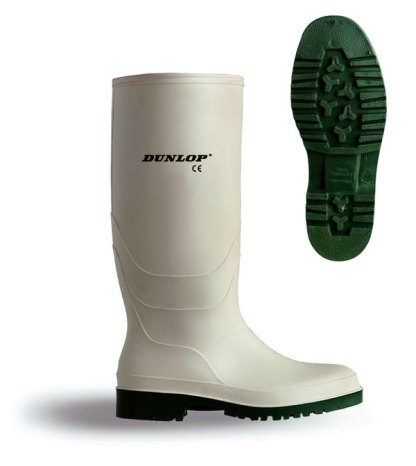 Dunlop Pricemastor wellington boot