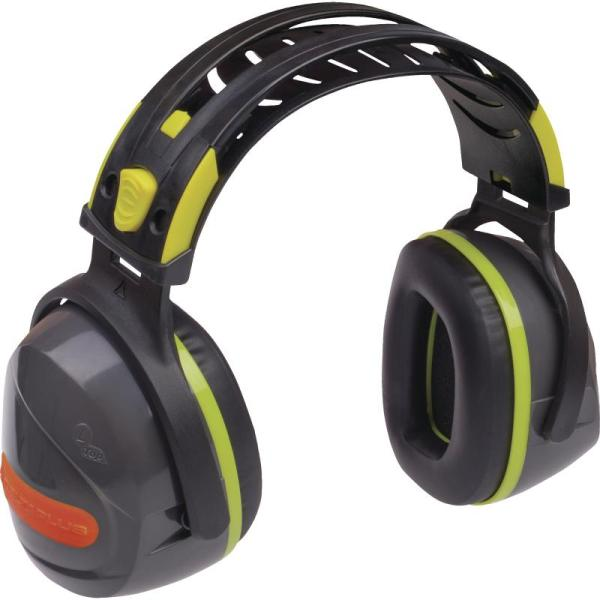 INTERLAGOS Ear Protection Ear Defenders - Black