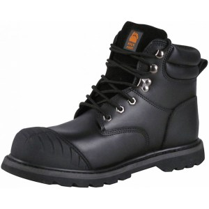 Granite Safety Boots with Steel midsole