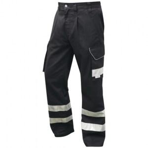 Cargo Trouser Non ISO 20471 Black