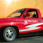 Dodge Ram 1996 Ppg Pace Truck Ppg Pace Cars
