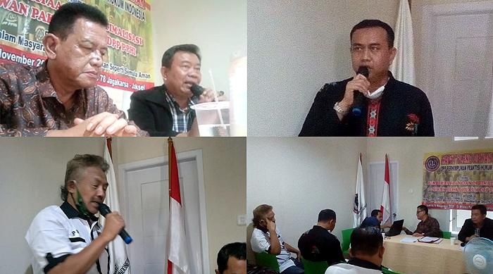 DPP PPHI Gelar Rapat Pleno Pembentukan Dewan Pakar
