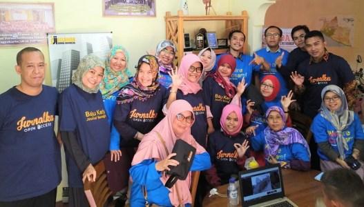PPJ PAUD Indonesia Kunjungi Kantor RJI Pusat di Yogyakarta