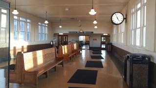 Lancaster Railway Station Waiting Lounge