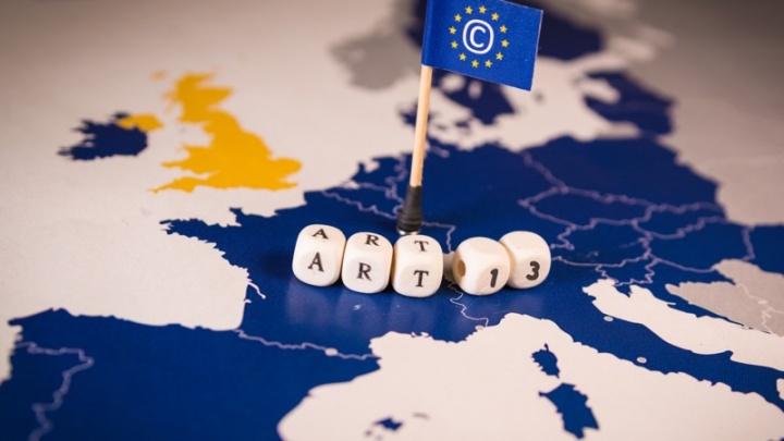 Artigo 11 Artigo 13 União Europeia Internet votação