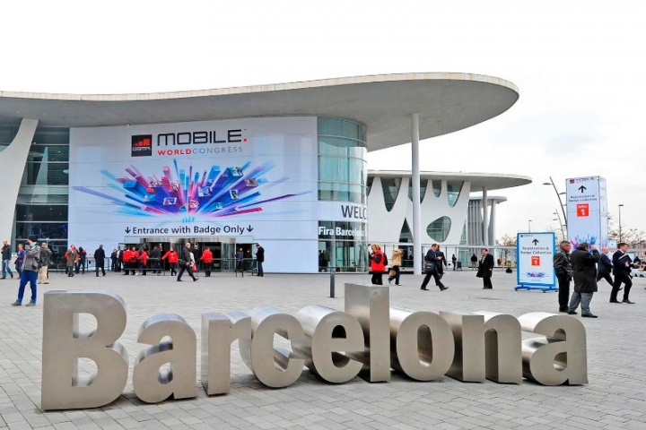 MWC 2019 Barcelona OnePlus 5G smartphone Android