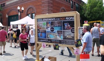 Chicago Apartments, Summer Events, Market Days Street Fair