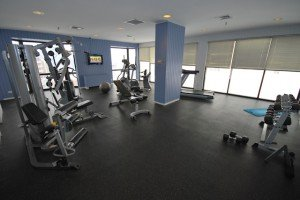 Chicago Apartments, Fitness Room