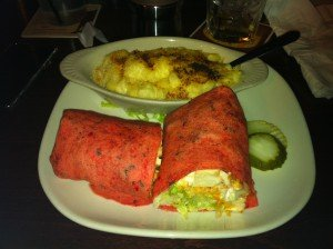 Main Dish - Buffalo Chicken W/ Mac & Cheese