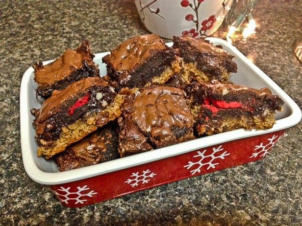Chicago Apartments, OMG Brownie Recipe