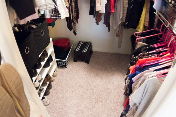 Chicago Apartments, Closet Organization Tips