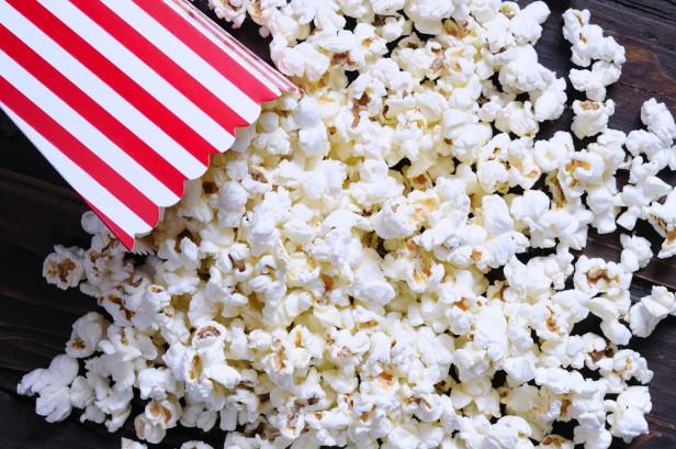 Chicago Apartments, Organic Produce, Organic Popcorn
