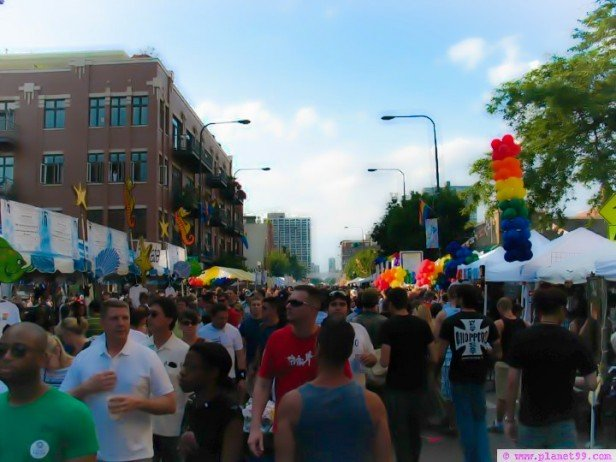 Chicago Apartments, Northalsted Market Days