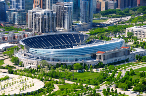 Chicago Apartments, April Events, Soldier Field Spring Egg-Stravaganza