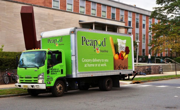 Chicago Apartments, Grocery Delivery Services, Peapod