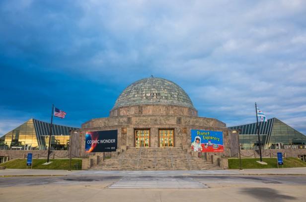 Chicago Apartments, Kids Activities, Adler Planetarium