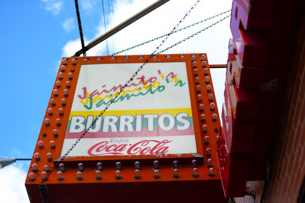 Chicago Apartments, Cheap Eats, Lincoln Park, Clybourn Avenue, Jaimito's Burritos