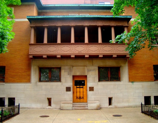 Chicago Apartments, Museums, Winter Discount Days, Charnley-Persky House