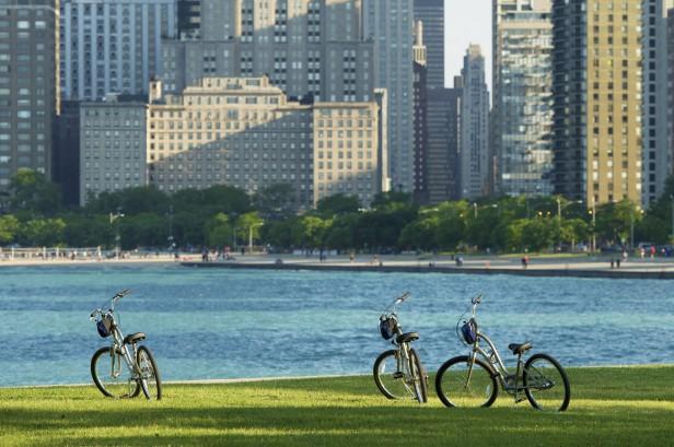 Chicago Apartments, Bike-Friendly