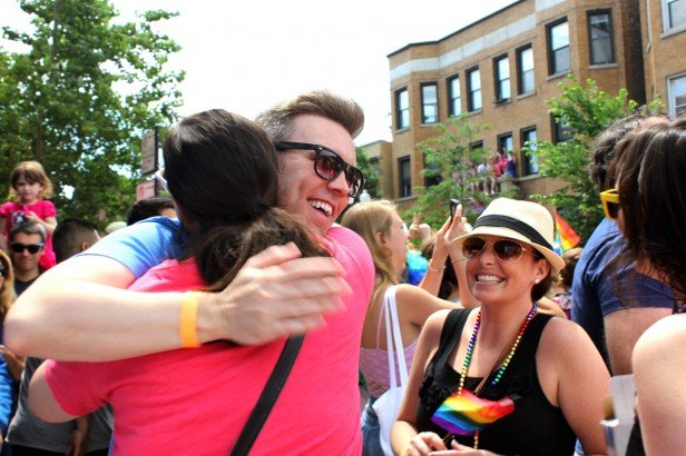 Chicago Apartments, Pride Month